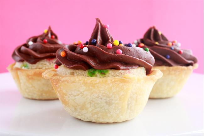 Cooie Cake Pie